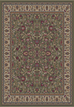 Jewel  4065 Kashan Green Area Rug by Concord Global Trading