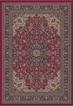 Jewel  4100 Heriz Red Area Rug by Concord Global Trading