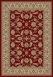Jewel  4440 Antep Red Area Rug by Concord Global Trading