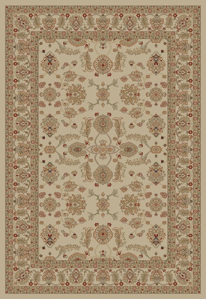 Jewel  4442 Antep Ivory Area Rug by Concord Global Trading