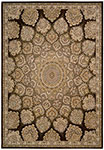 Nourison 2000 2318 Brown Area Rug by Nourison