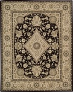 Nourison 2000 2239 Black Area Rug by Nourison