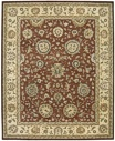 Nourison 2000 2258 Rust Area Rug by Nourison
