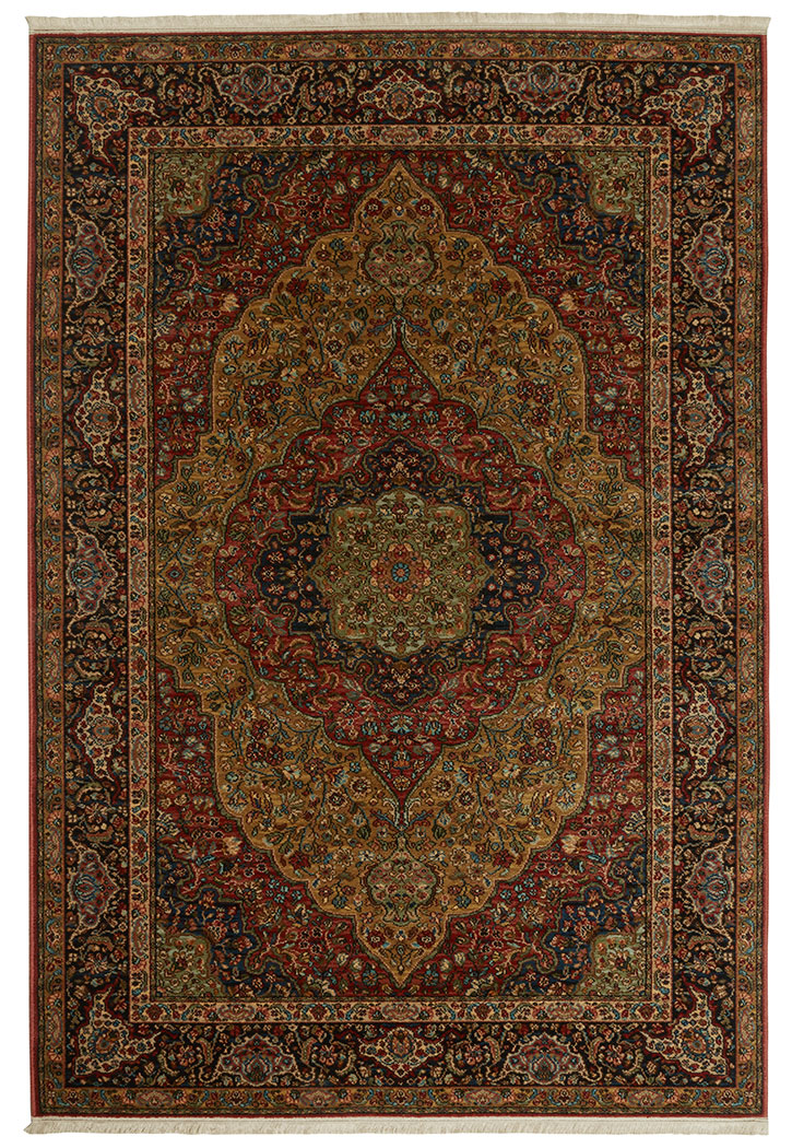Karastan Original Medallion Kirman 700 718 Traditional