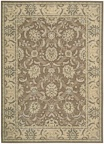 Persian Empire PE22 Mocha Area Rug by Nourison