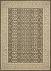 Persian Empire PE26 Chocolate Area Rug by Nourison