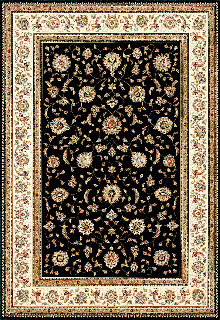 Loloi Welbourne Wl 05 Black Area Rug Traditional Rugs