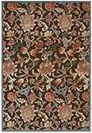 Nourison Graphic Illusions GIL06 Brown Area Rug