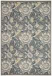 Nourison Graphic Illusions GIL10 Grey Area Rug