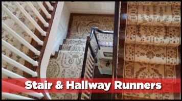 Stair and Hallway Runner