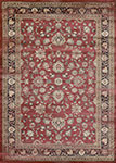 Couristan Zahara 1443-0280 Farahan Amulet Red/Multi Area Rug