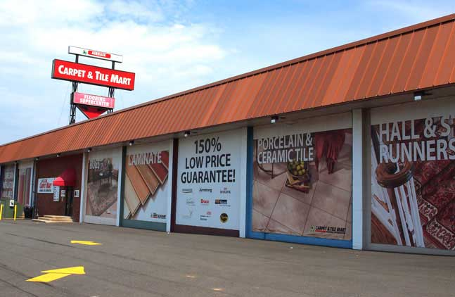 New Castle Carpet And Tile Store Airbase Carpetmart
