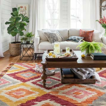 Magnolia Home Brushstroke Area Rugs by Joanna Gaines