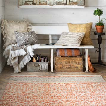 Magnolia Home Emmie Kay Area Rugs by Joanna Gaines