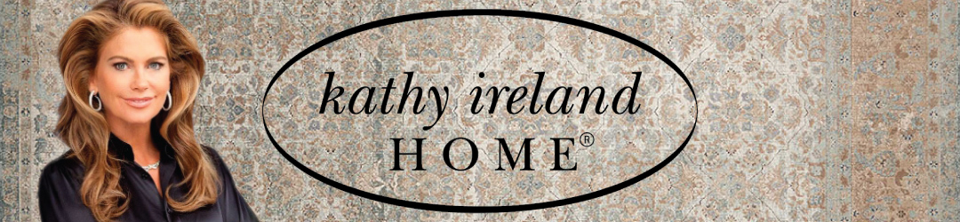 Kathy Ireland Home Rugs Banner