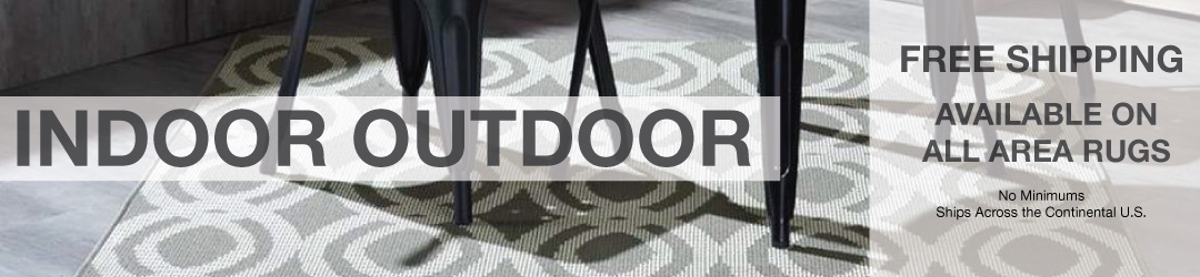 Indoor-Outdoor Area Rugs