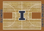 College Home Court 01113 Illinois