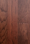 My American Floor Coffee Bean Oak Hardwood Flooring - 3/8
