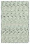 Capel Rugs Dramatic Static 0027-600 Cyber White Area Rug