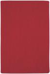 Capel Rugs Heathered 0050-530 Scarlet Red Solid Area Rug