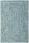 Capel Rugs Sea Glass 0110-400 Ocean Blue Area Rug