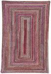 Capel Rugs Synergy 0225-437 Rosewood Area Rug