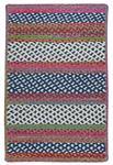 Capel Rugs Wanderer 0228-455 Global Blue Area Rug