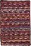 Capel Rugs Yorktowne 0195-550 Red Area Rug