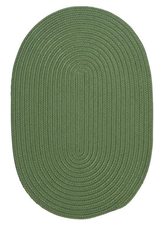 Colonial Mills Boca Raton BR69 Moss Green Area Rug