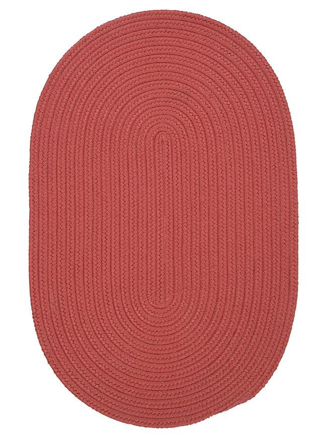 Colonial Mills Boca Raton BR78 Terracotta Area Rug
