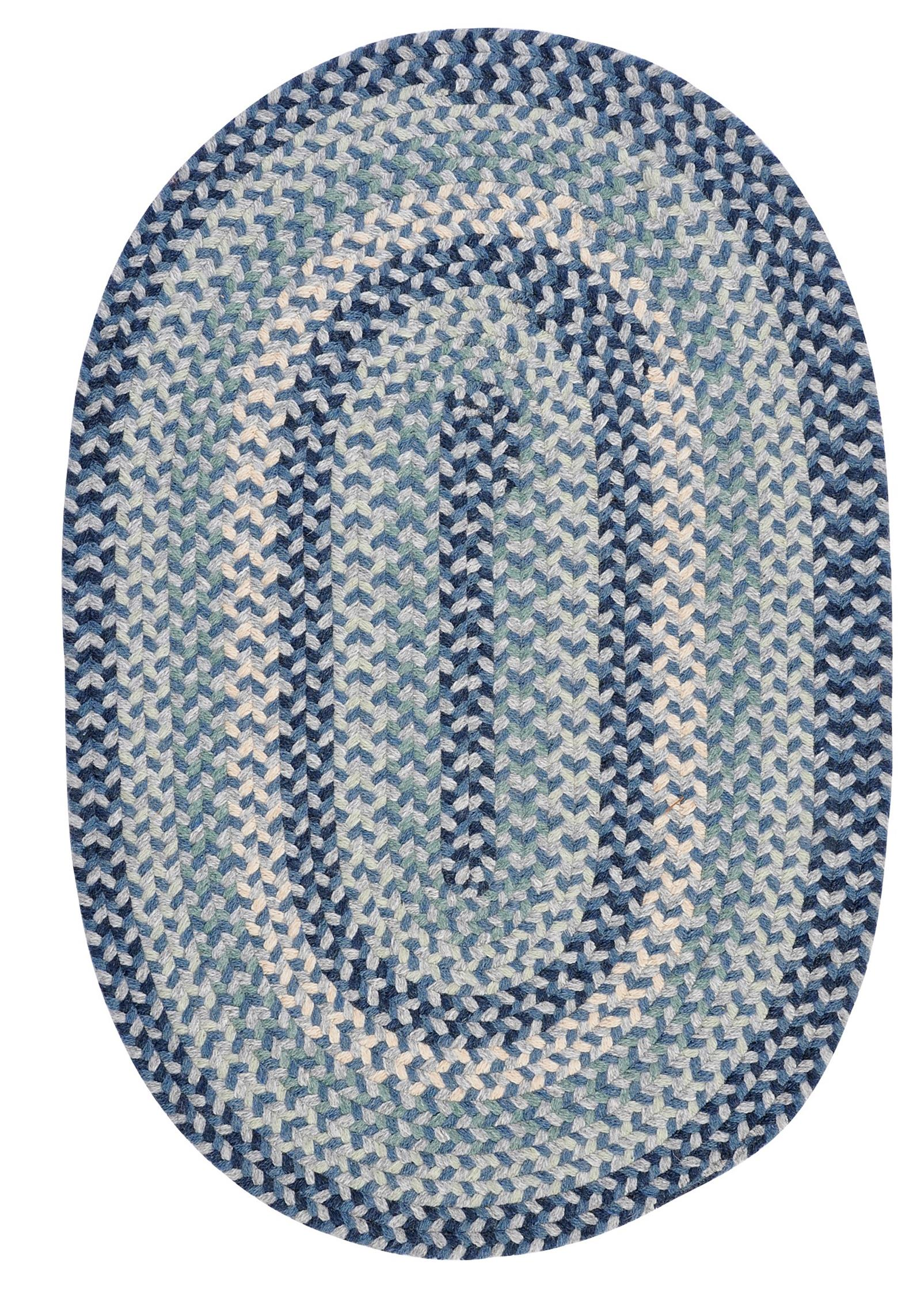 photo area round decoration unique wool foot rugs rug navy x blue of indoor good fishborn ft com