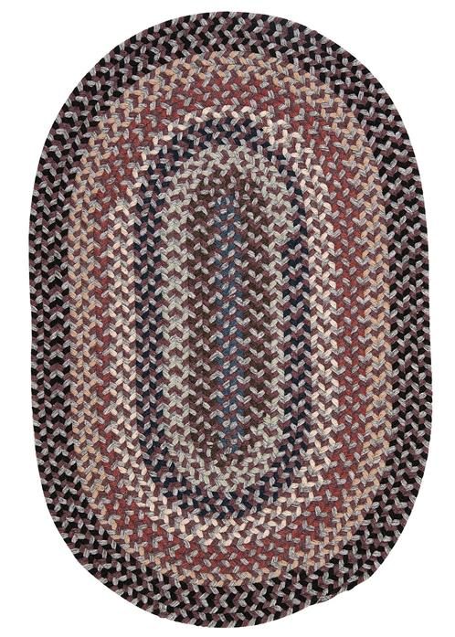 TEST - Colonial Mills Boston Common BC42 Purple Haze Area Rug