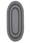 Colonial Mills Graywood GW23 Gray Area Rug