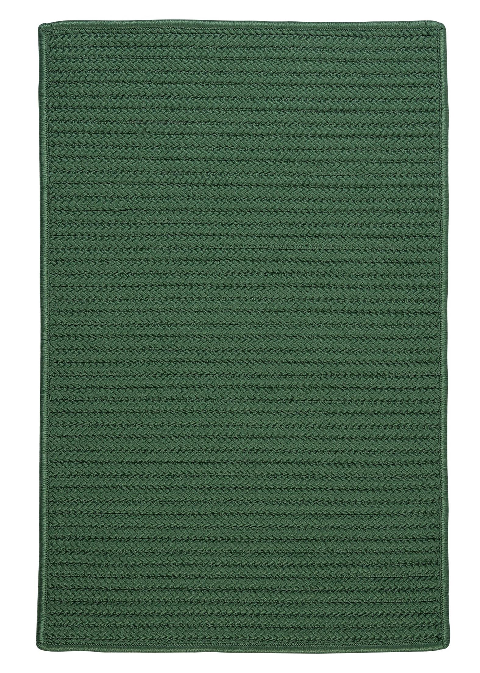 Colonial Mills Simply Home Solid H459 Myrtle Green Area Rug