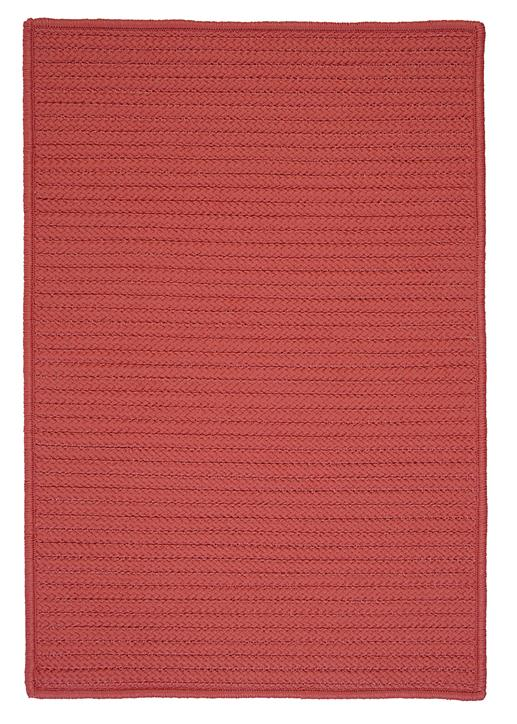Colonial Mills Simply Home Solid H104 Terracotta Area Rug