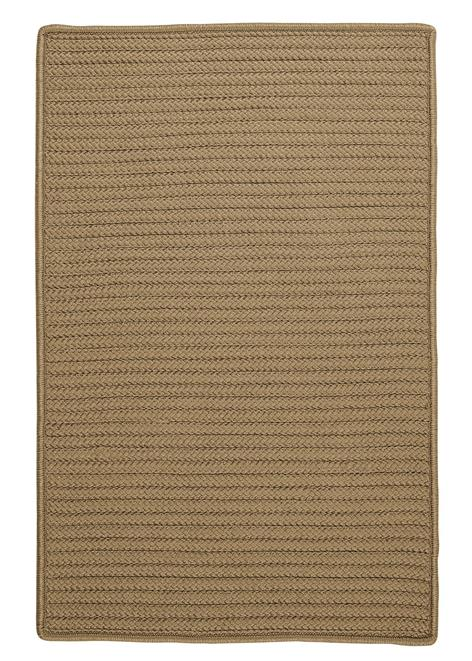 Colonial Mills Simply Home Solid H770 Cafe Tostado Area Rug