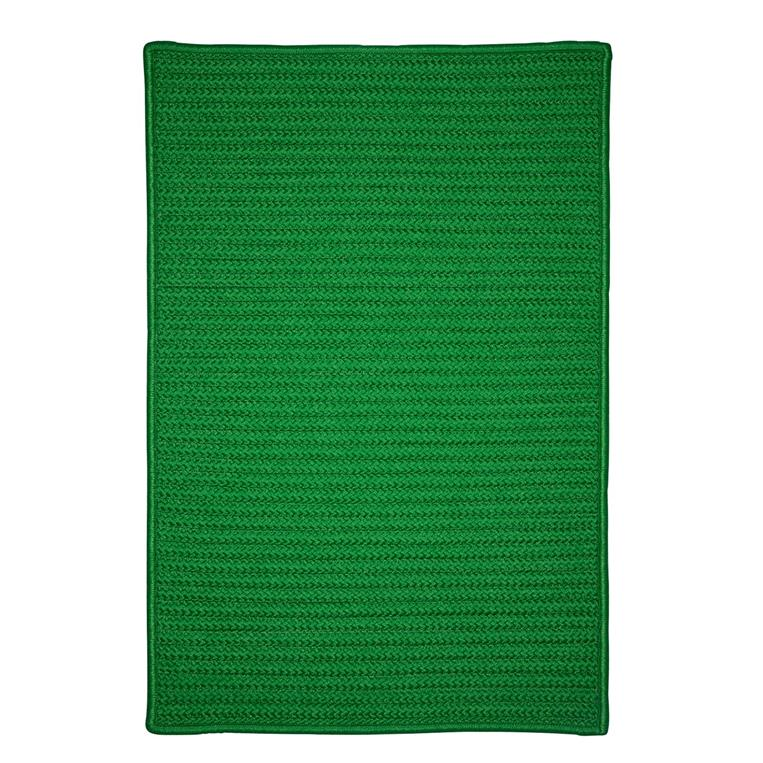 Colonial Mills Simply Home Solid H910 Leaf Green Area Rug