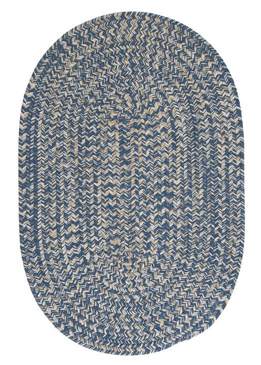 Colonial Mills Tremont TE59 Denim Area Rug
