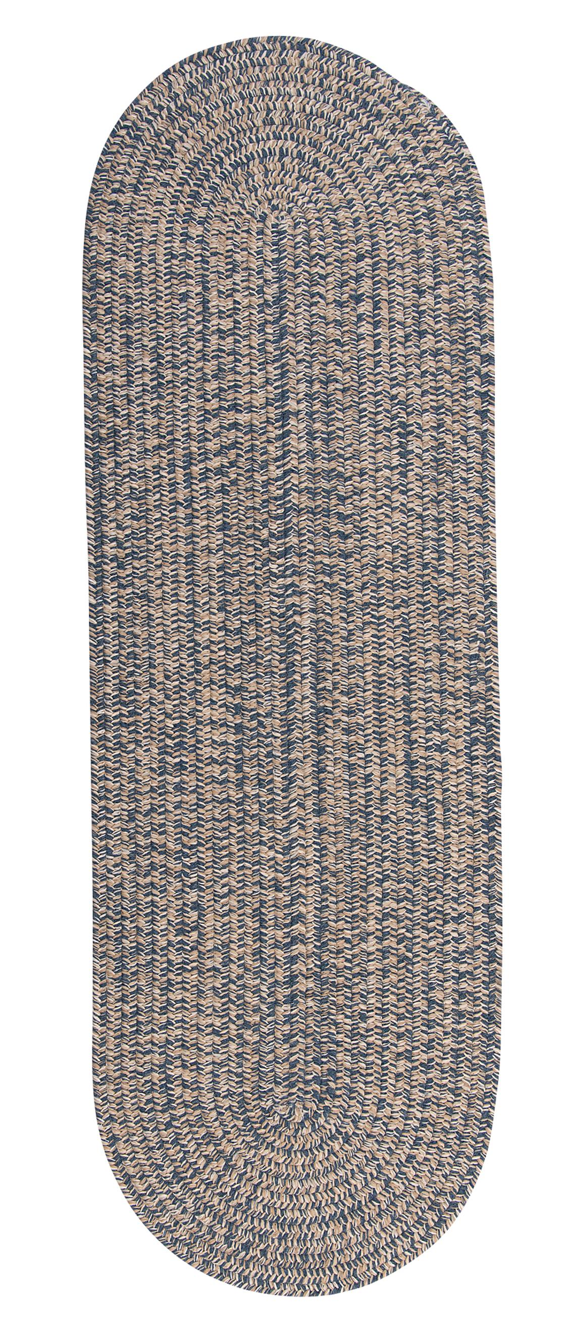 Colonial Mills Tremont Te59 Denim Area Rug Carpetmart Com