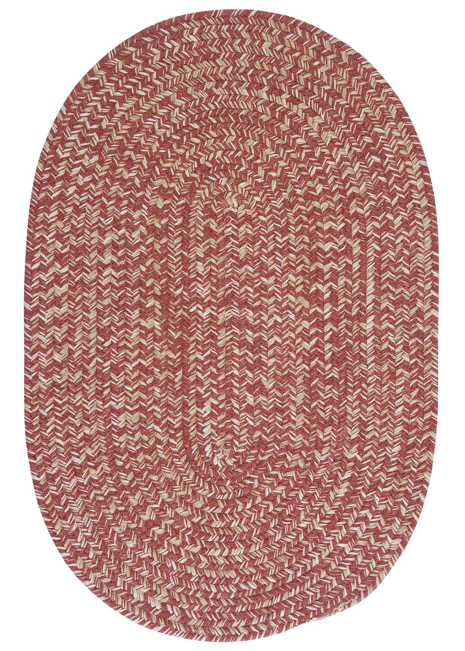 Colonial Mills Tremont TE79 Rosewood Area Rug