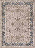 Concord Global Trading Kashan 2821 Mahal Beige Area Rug
