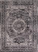 Concord Global Trading Kashan 2833 Heriz Anthracite Area Rug