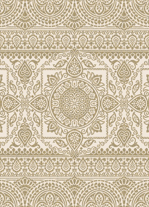 concord global trading casa aubusson yellow area rug
