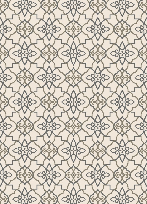 Casa 8836 Trellis Grey Area Rug By Concord Global Trading