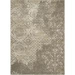Concord Global Trading New Casa 8702 Vintage Ivory/Tonal Area Rug
