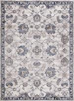 Concord Global Trading Olympus 5226 Mahal Ivory/Blue Area Rug
