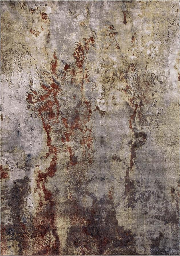 Concord Global Trading Olympus 5240 Abstract Red Area Rug