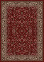 Concord Global Trading Persian Classics 2020 Kashan Red Area Rug