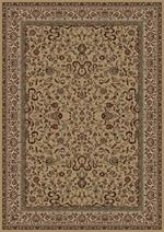 Concord Global Trading Persian Classics 2021 Kashan Gold Area Rug