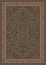 Concord Global Trading Persian Classics 2025 Kashan Green Area Rug